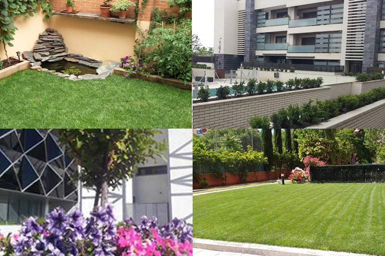Mantenverde mantenimiento jardines en madrid for Mantenimiento jardines